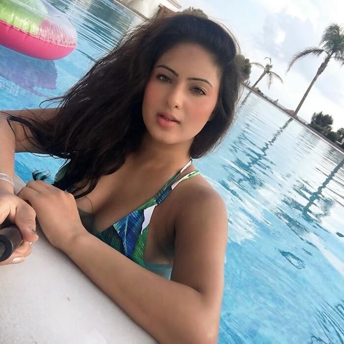 Nikesha Patel Hot Pics