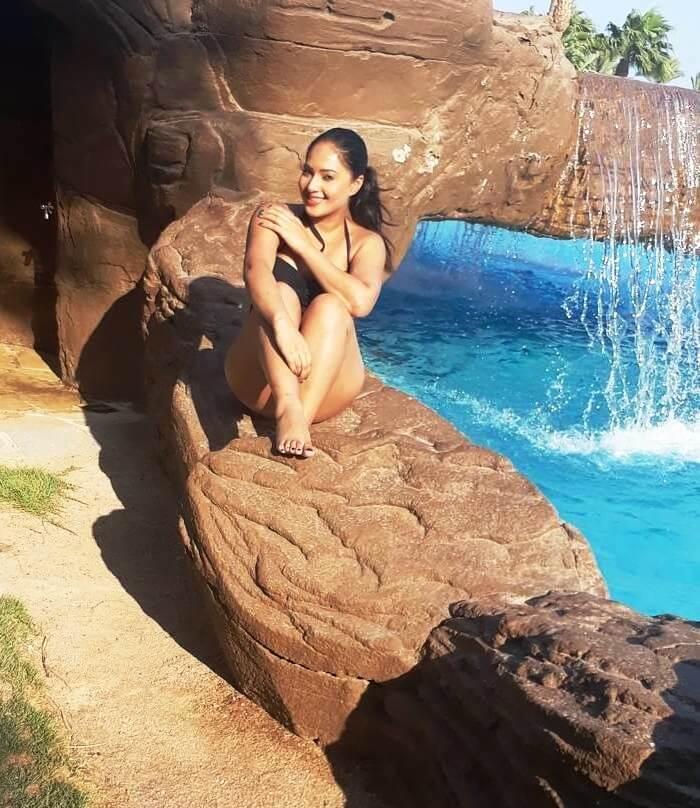 Actress Nikesha Patel