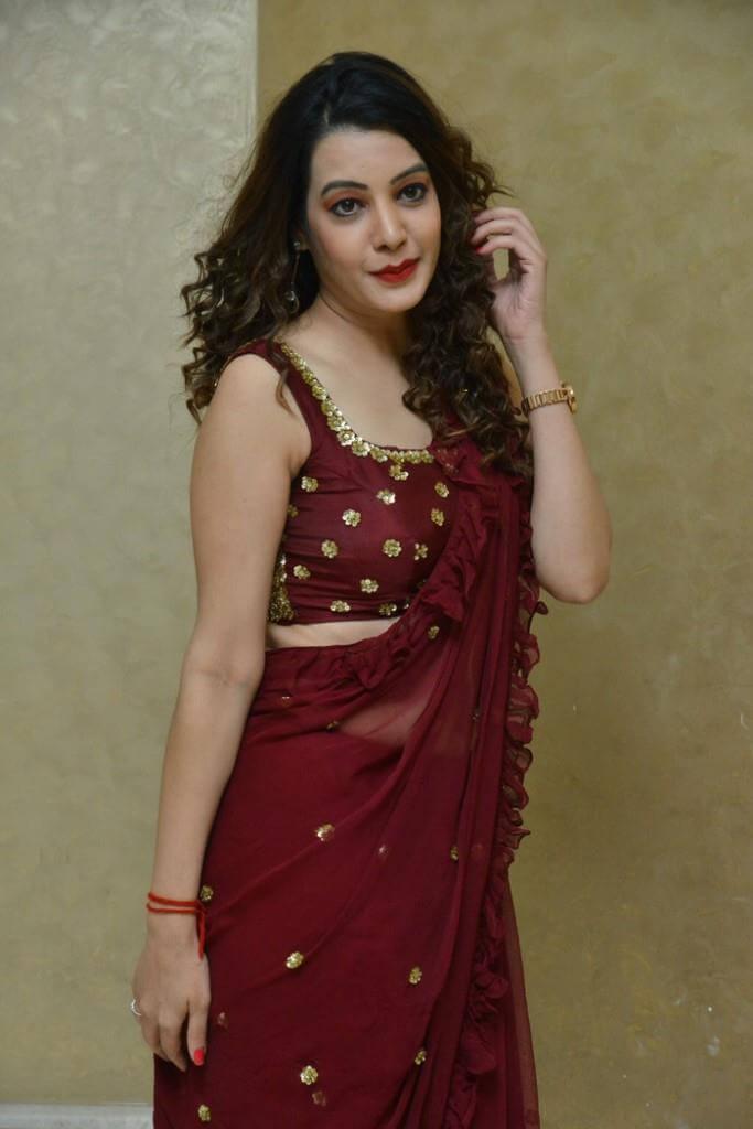 Actress Deeksha Panth