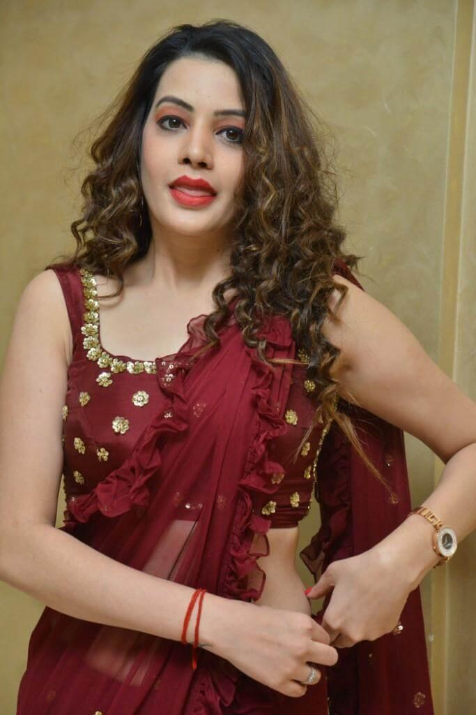 Heroine Deeksha Panth