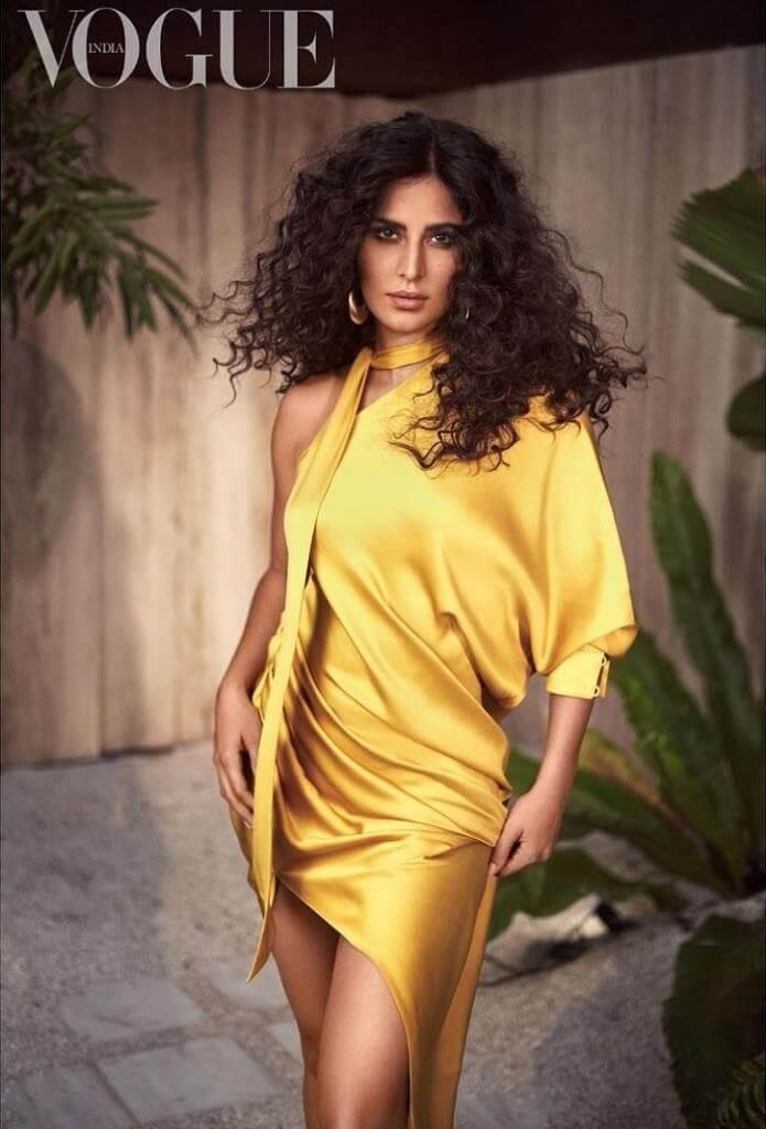 Katrina Kaif's Vogue Magazine Photoshoot Pics