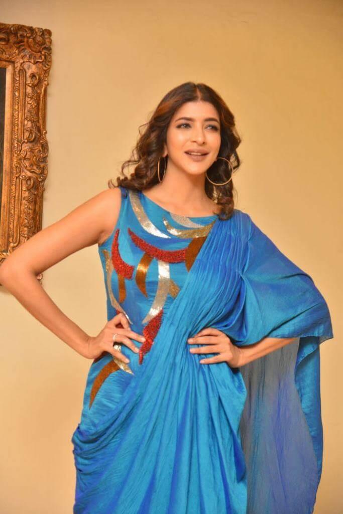 Actress Lakshimi Manchu