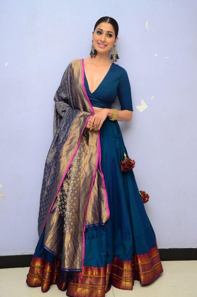 Lakshmi Rai Latest Pictures In Churidar
