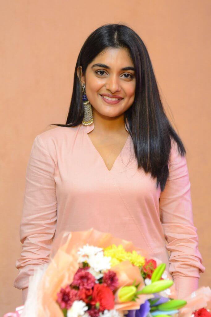 Actress Nivedha Thomas