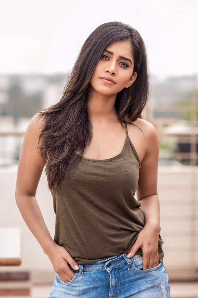 Latest Gallery Of Actress Nabha Natesh