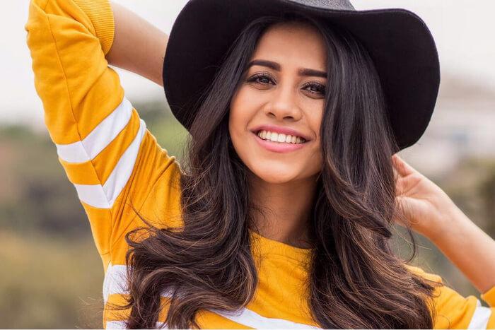 Actress Nabha Natesh