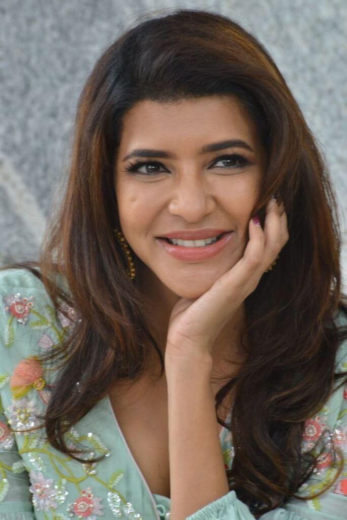 Actress Manchu Lakshmi