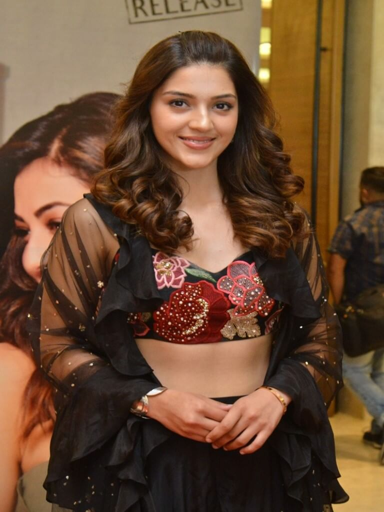 Mehreen Kaur HD Photos At Movie Promotions