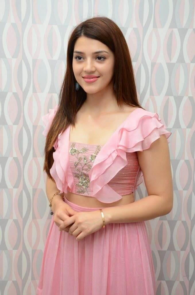 Mahanubhavudu Movie Heroine