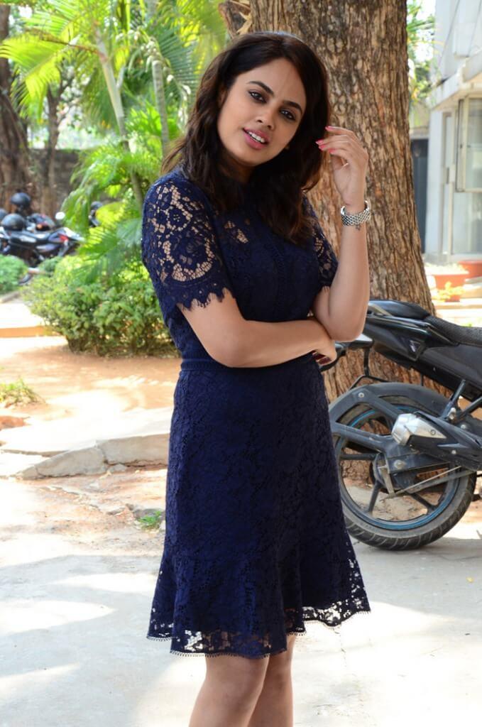 Actress Nandita Swetha