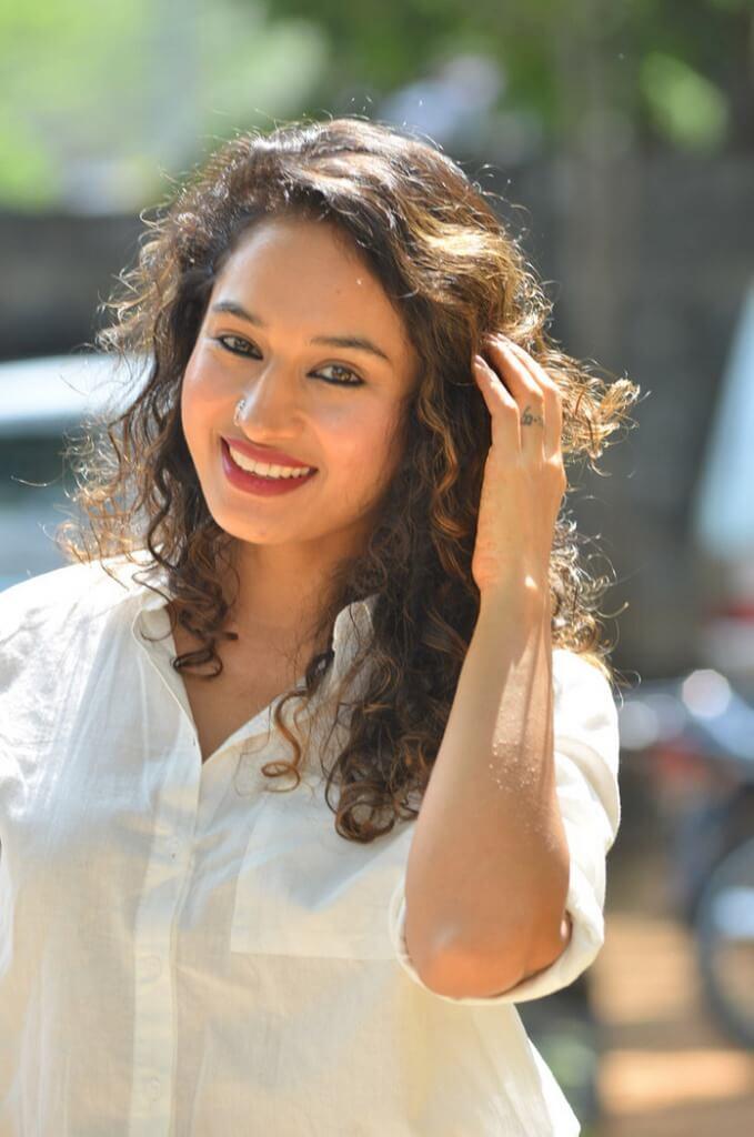 Actress Pooja Ramachandran
