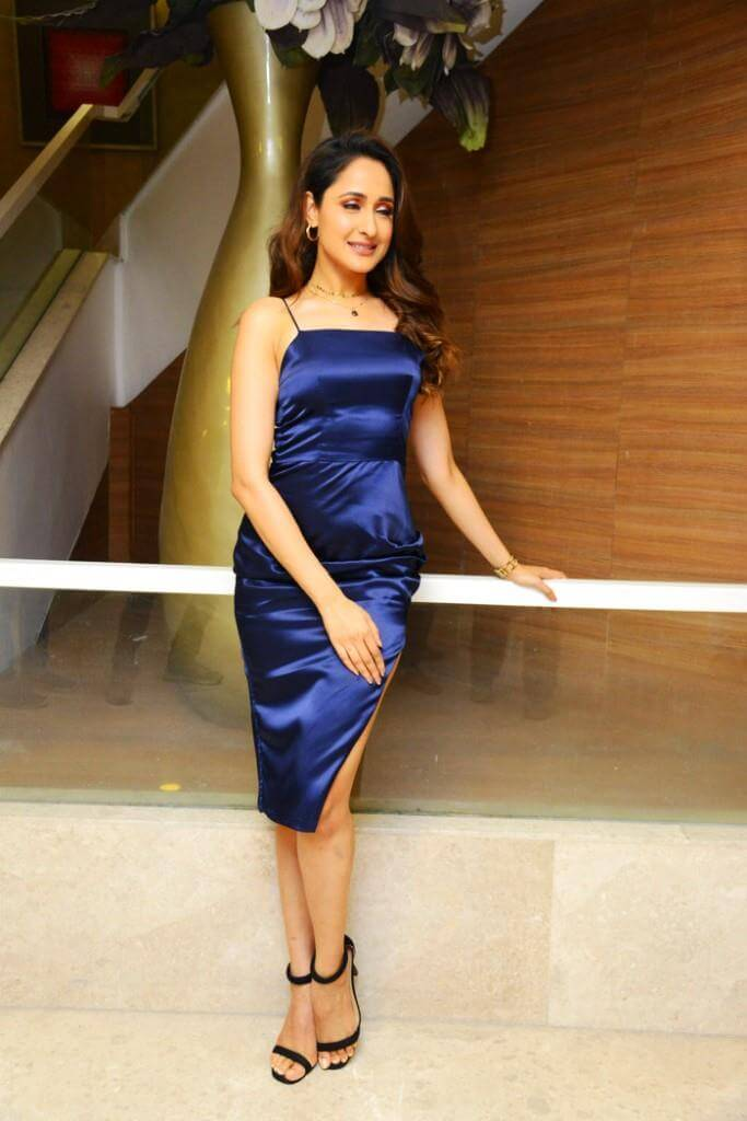 Pragya Jaiswal Latest Stills In Skirt