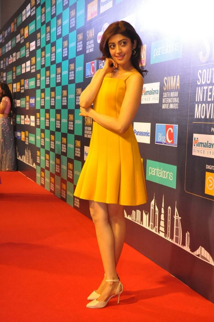 Pranitha Recent Clicks