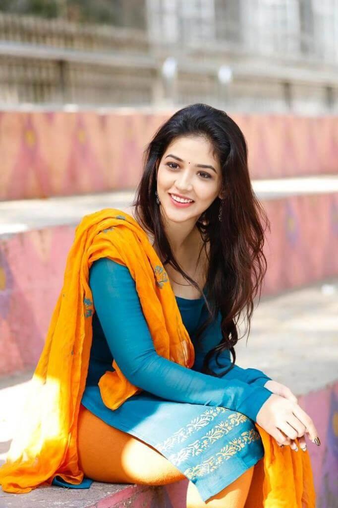 Priyanka Jawalkar In Churidar