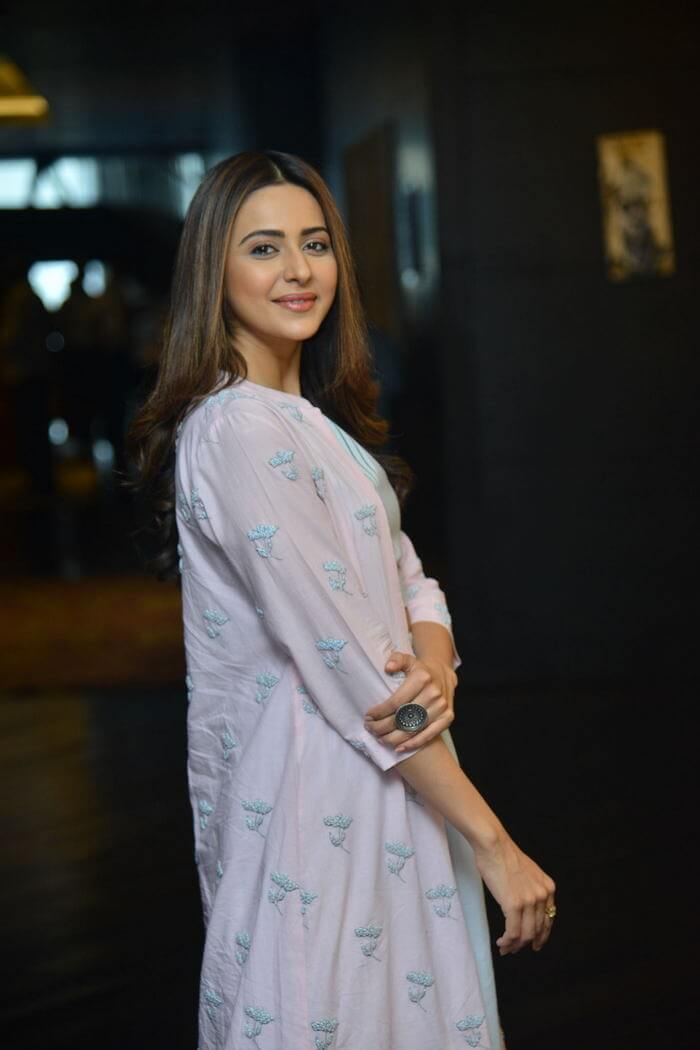 Actress Rakul Preet Singh