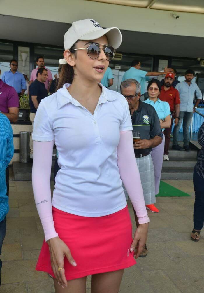 Heroine Rakul Preet Singh