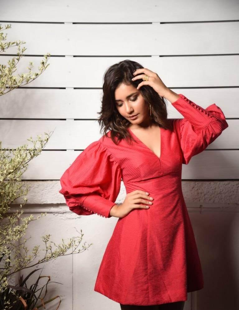 Actress Rashi Khanna