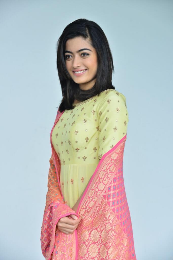 Rashmika Mandanna Exclusive Photos