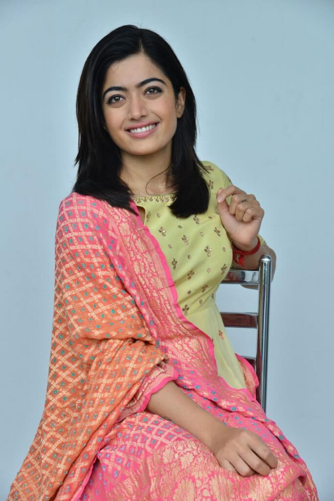 Geetha Govindam Actress