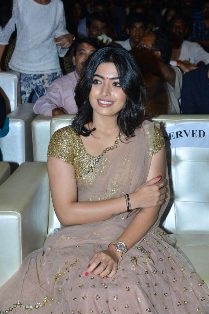 Actress Rashmika Mandanna