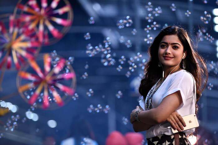 Actress Rashmika Mandanna Pics