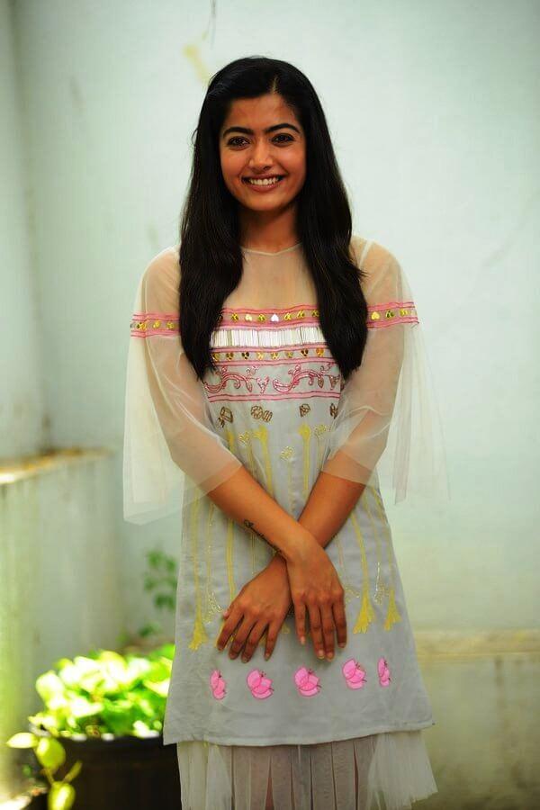 Rashmika Mandanna Photo Album