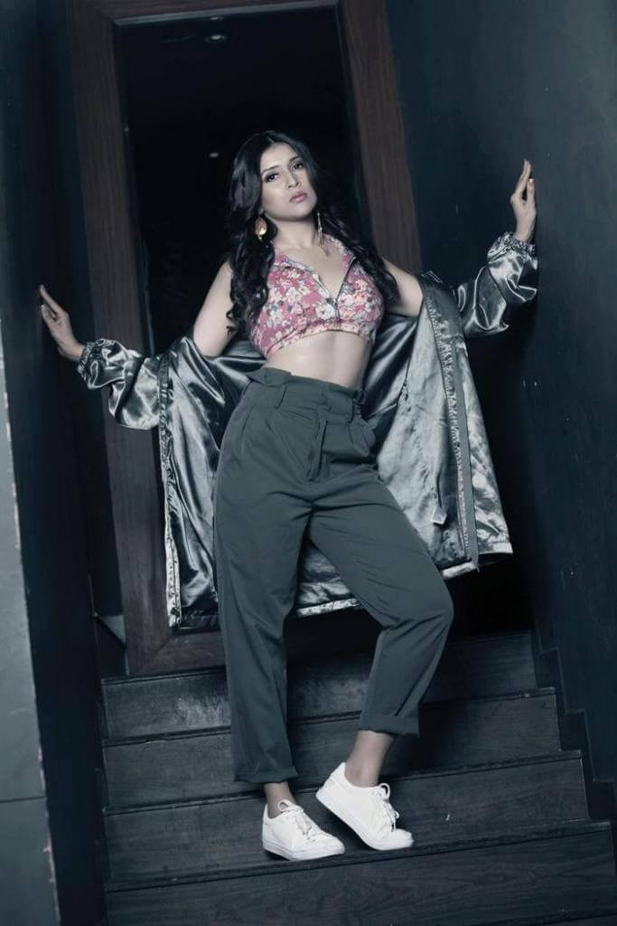 Mannara Chopra Recent Album
