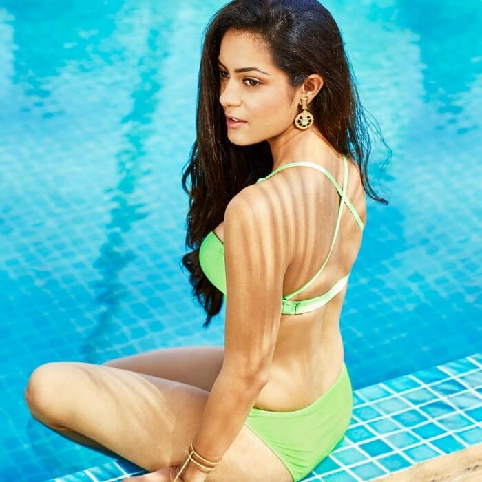 Recent Hot Clicks Of Anya Singh