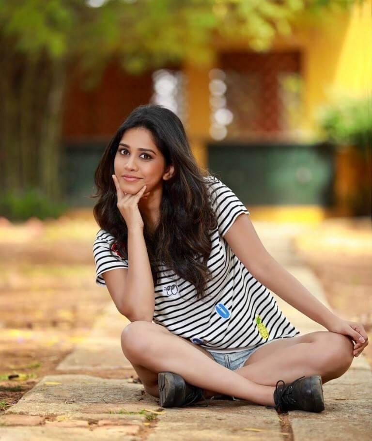 Photoshoot Album Of Nabha Natesh