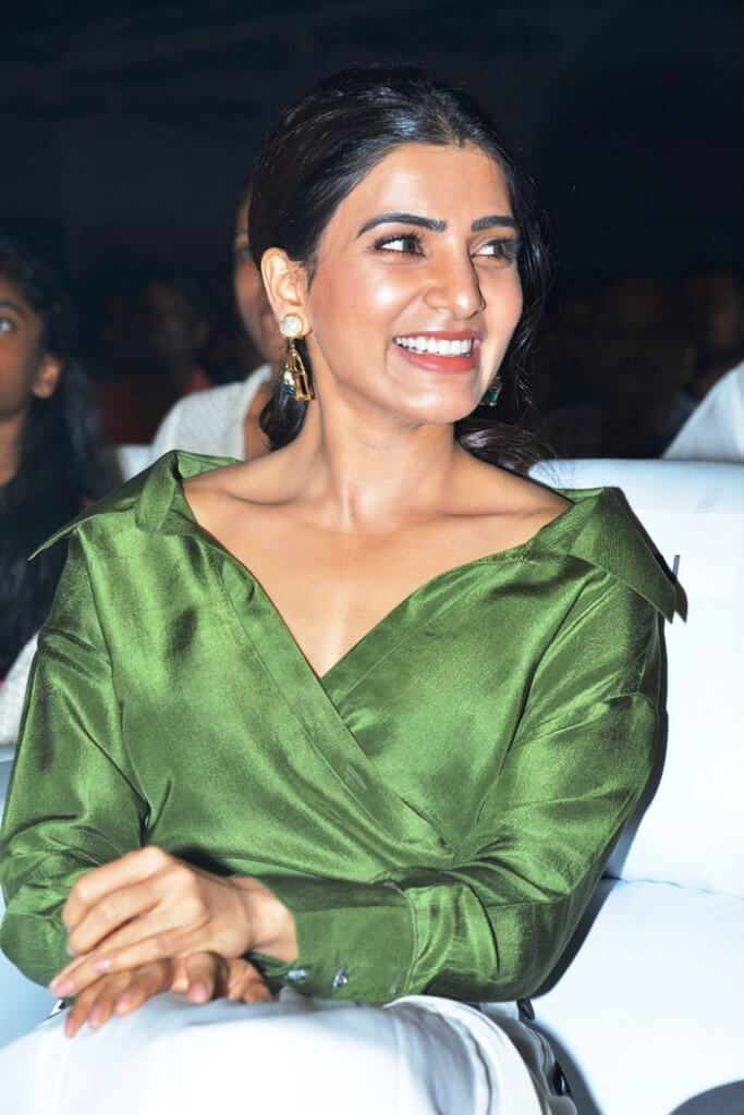 Samantha Akkineni Photos At Devdas Movie Audio Launch