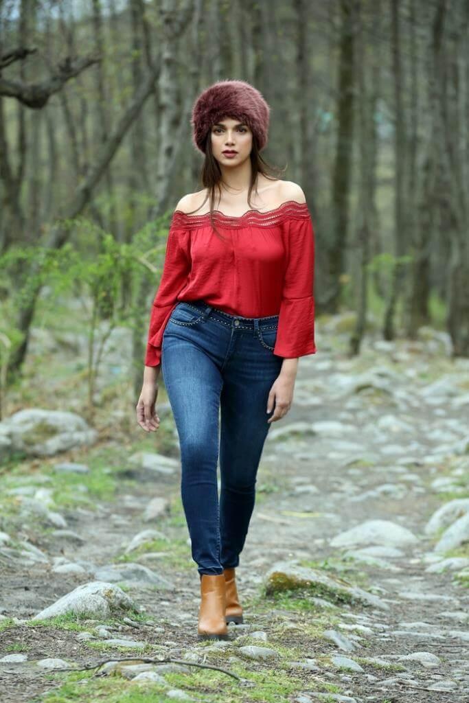 Sammohanam Movie Heroine