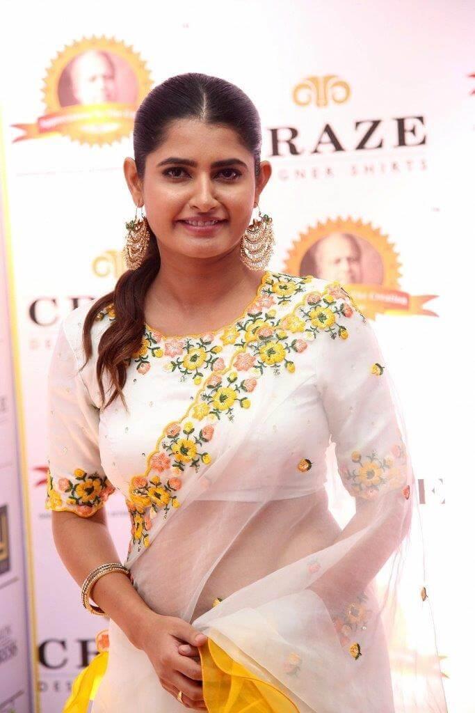 Ashima Narwal At South 'Dada Saheb Phalke' Awards Event
