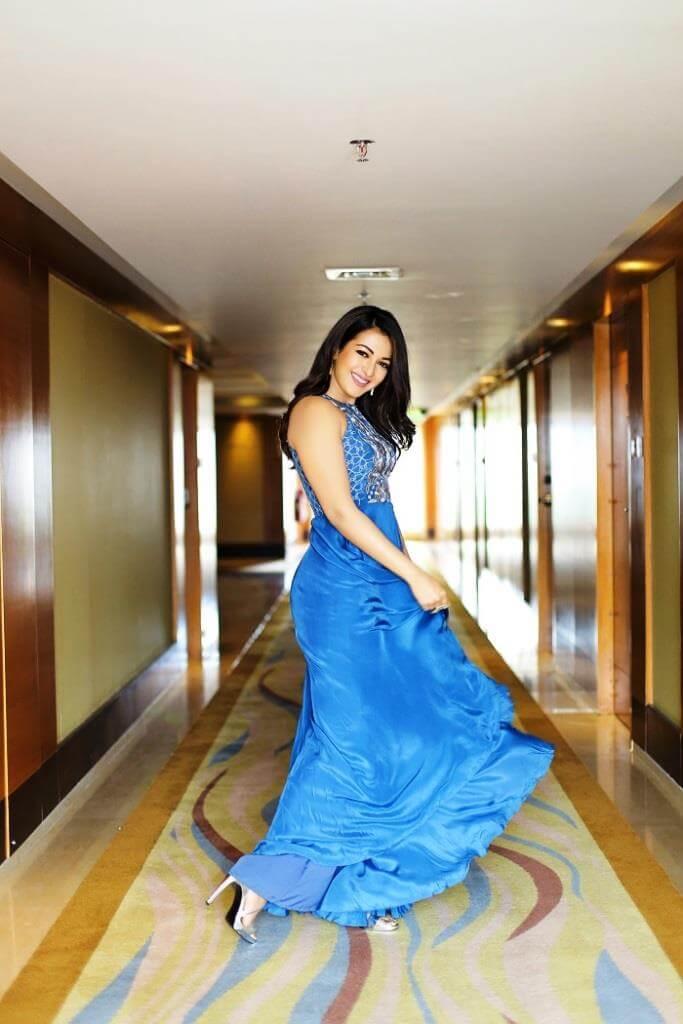 Sarinodu Movie Heroine