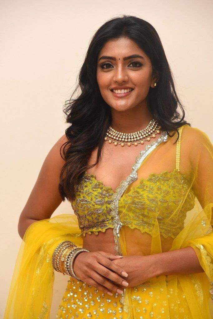 Eesha Rebba At Entertainments Awards