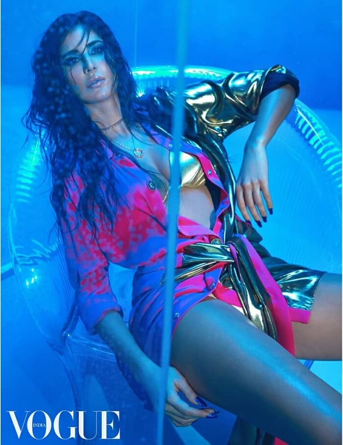 Katrina Kaif Vogue Magazine Photoshoot Stills