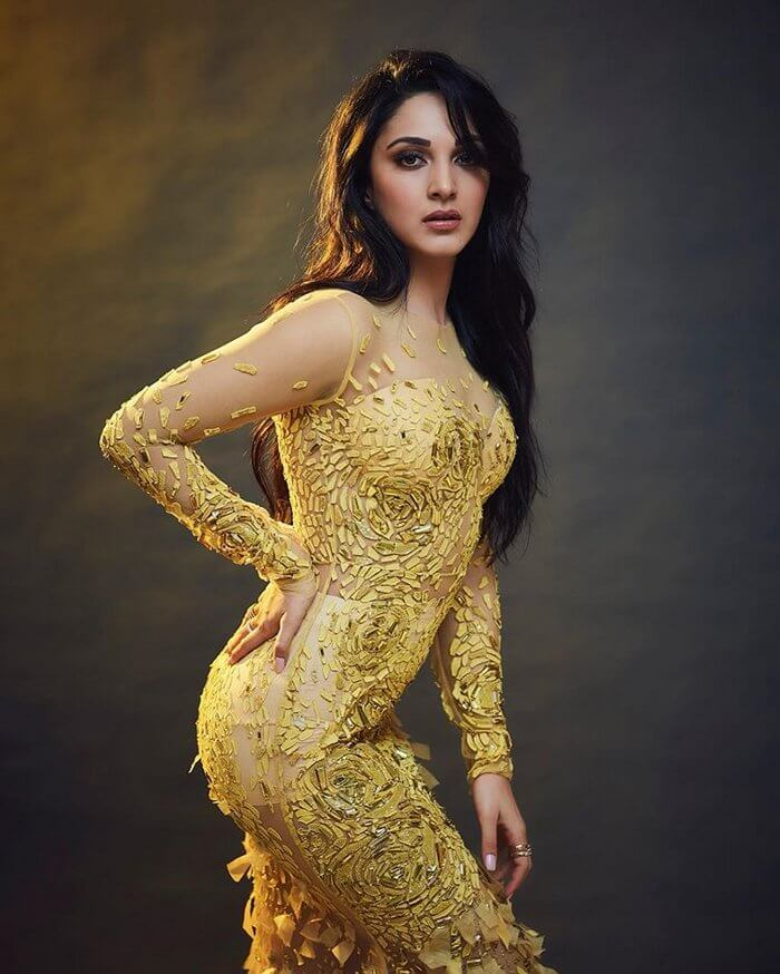 Kiara Advani Vogue Photoshoot Stills