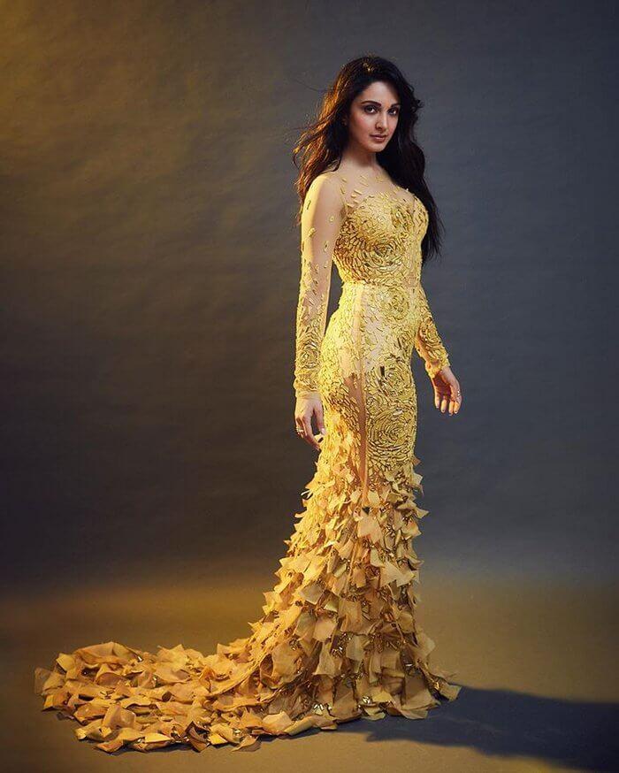 Kiara Advani Vogue Photoshoot