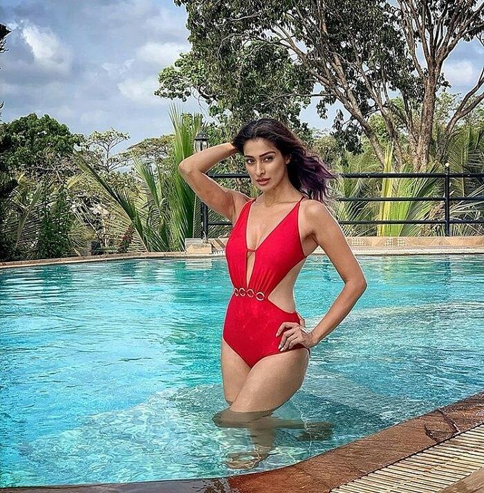 Lakshmi Rai Bikini Stills