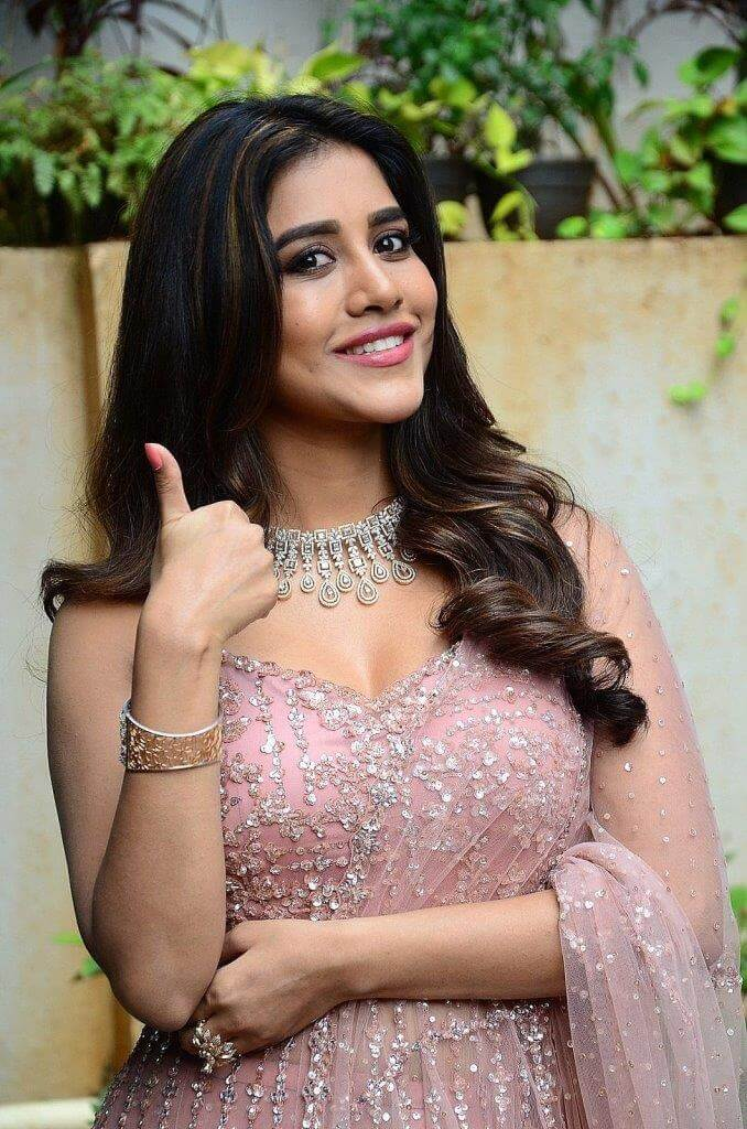 Nabha Natesh New Movie Launch