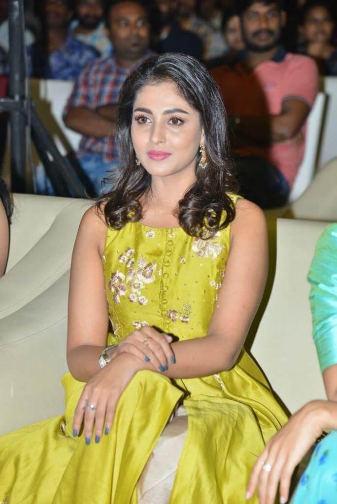 Photos Of Madhu Shalini At Goodachari Pre-Release Event
