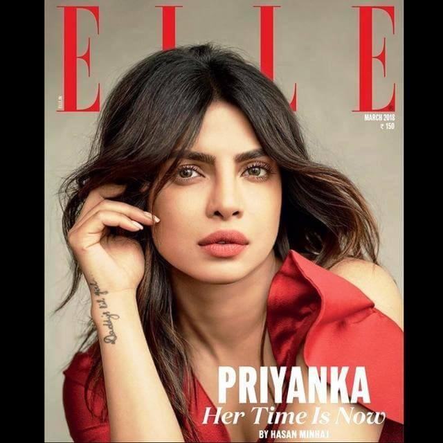 Priyanka Chopra Magazine Photos