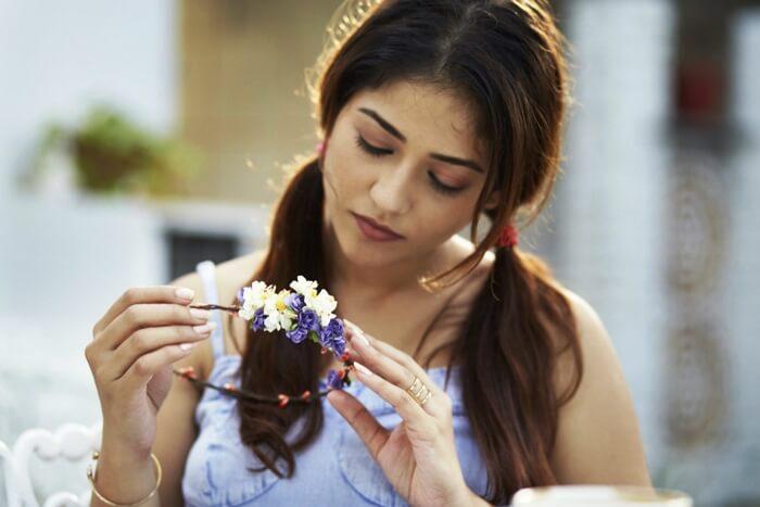 Telugu Actress Priyanka