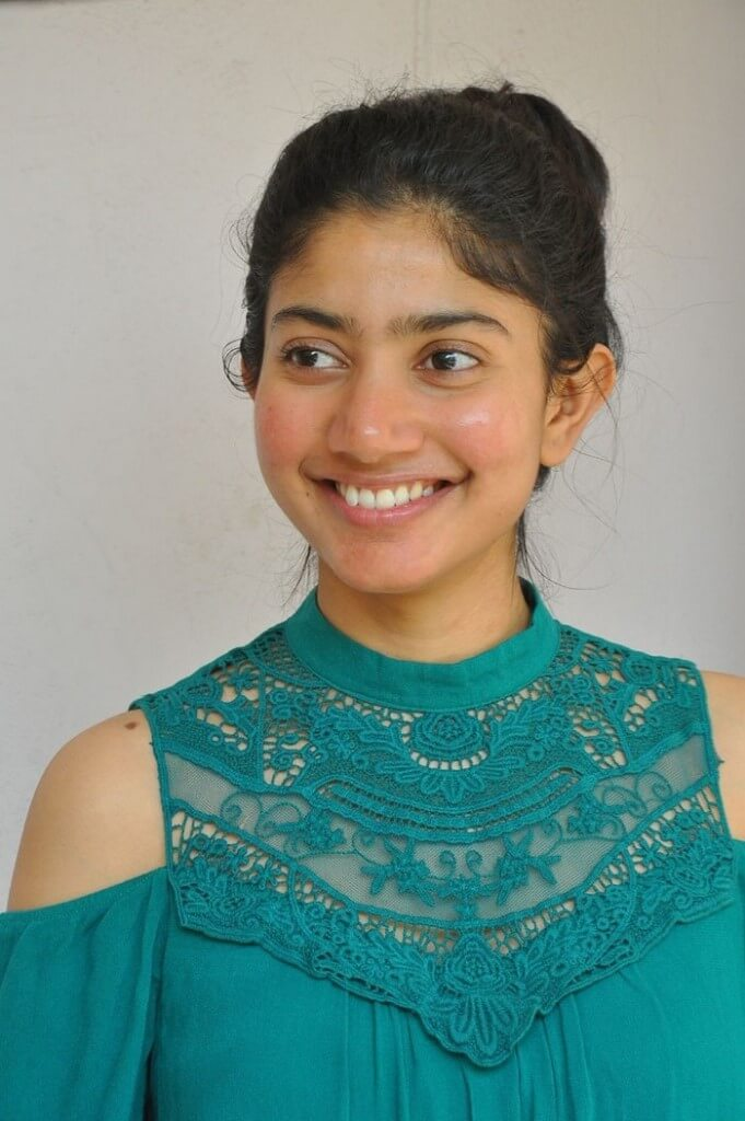 Sai Pallavi At Interview