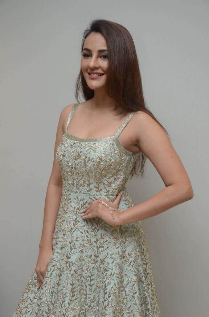 Seerat Kapoor At Movie Trailer Launch