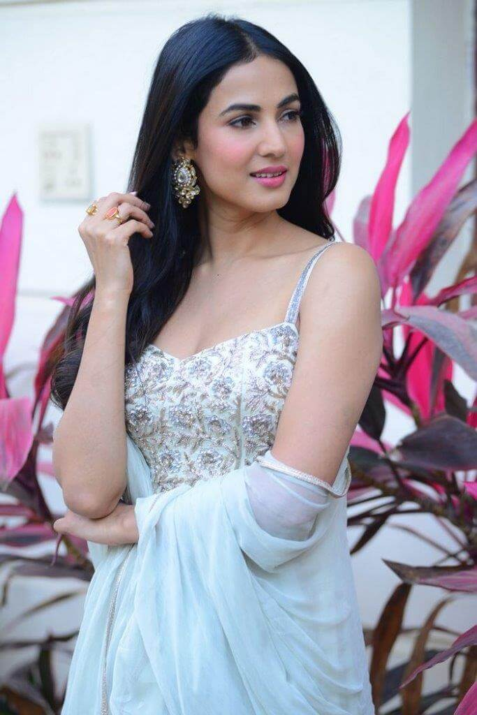Sonal Chauhan At Movie Promotions