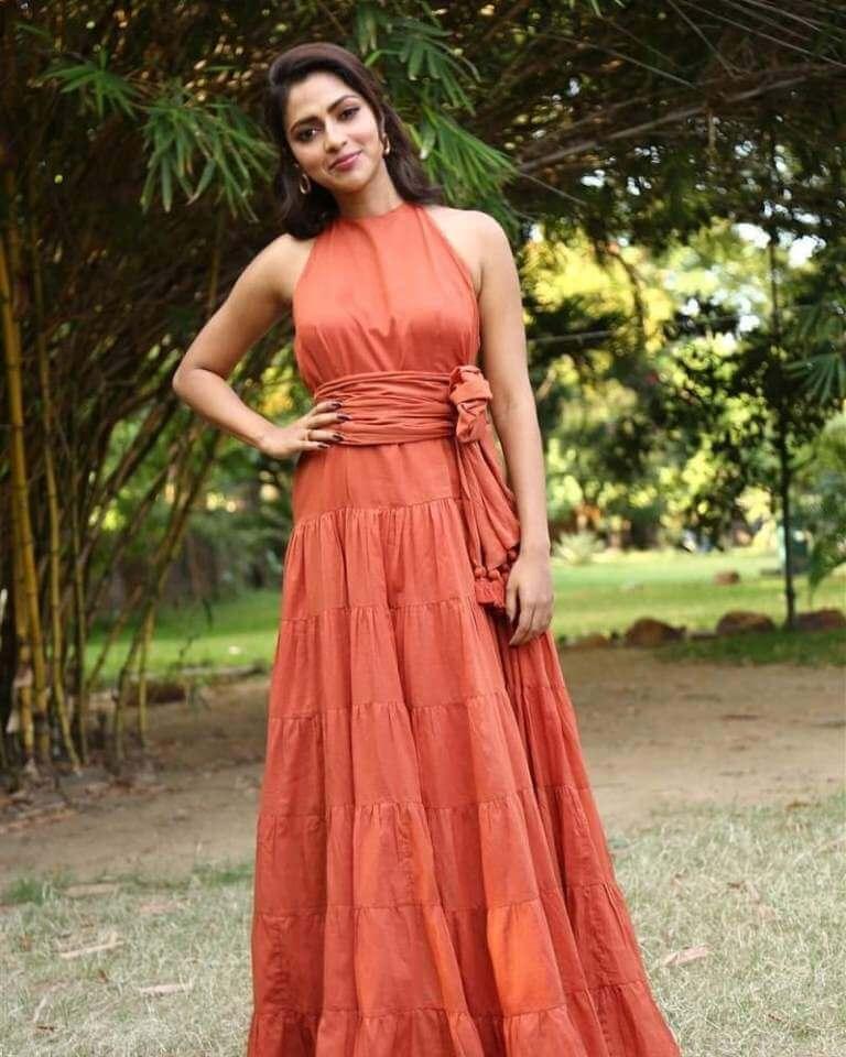 Amala Paul At 'Adho Andha Paravai Pola' Movie