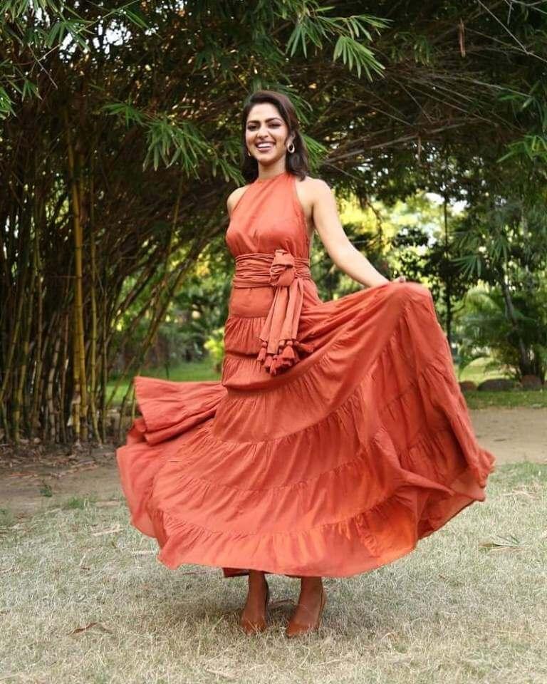Aadai Movie Actress