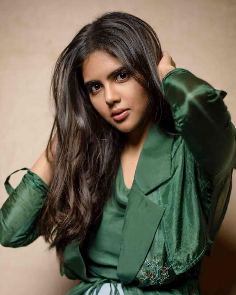 Kalyani Priyadarshan At Hero Movie Promotions