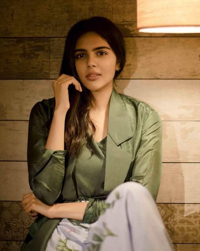 Kalyani At Hero Movie Promotions