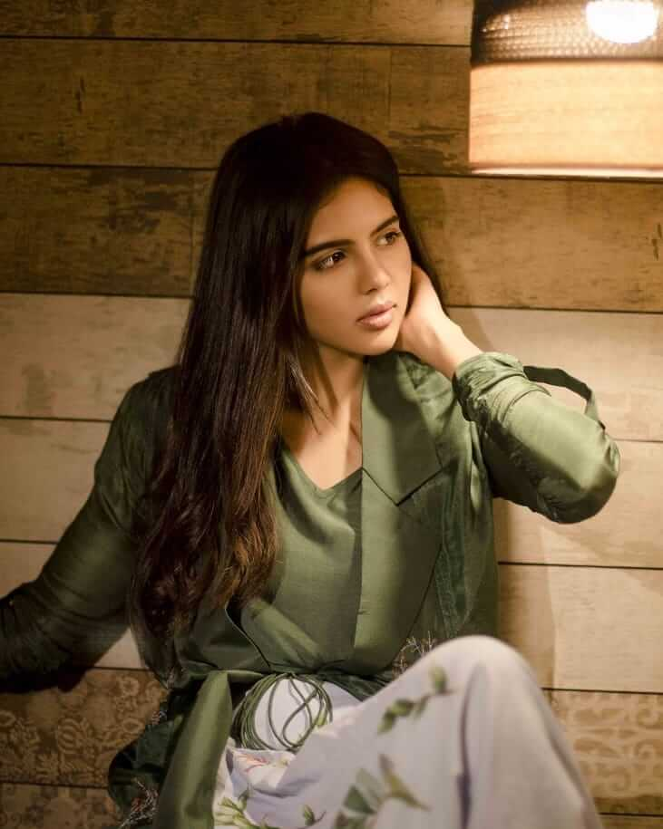 Chitralahari Movie Heroine